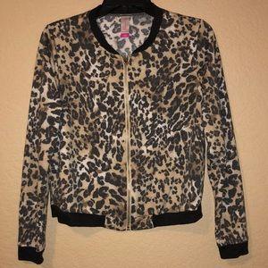 Cheetah/Leopard Light Jacket